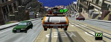 Crazy Taxi restaurado a su versión original gracias a estos mods: mejora los controles y añade algunos detalles