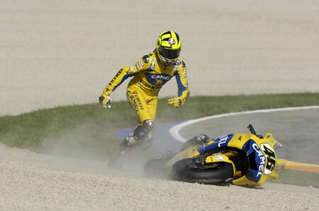 Rossi Valencia Motogp 2006