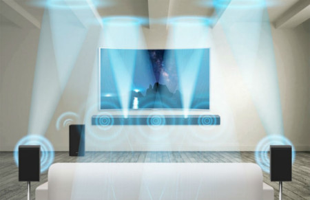 Samsung HW-K950, acercando el sonido Dolby Atmos 3D al hogar