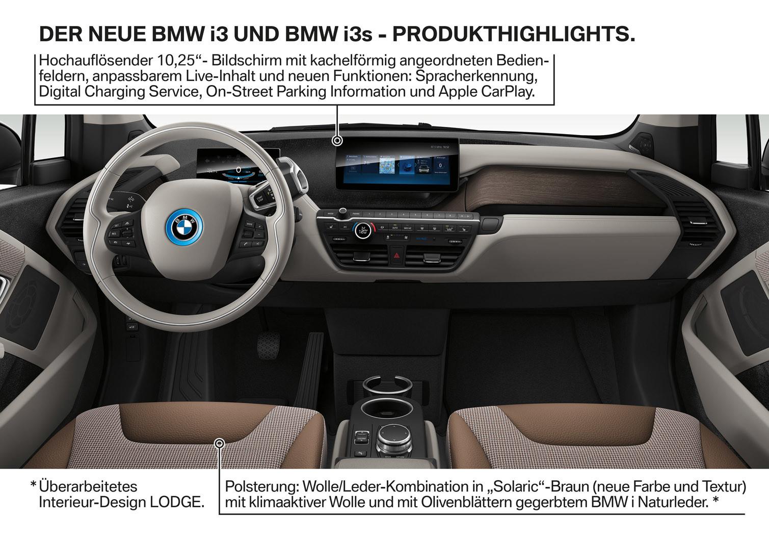 Foto de BMW i3 y i3s 2018 (136/139)