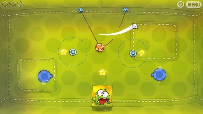 Cut the Rope (Windows 8)