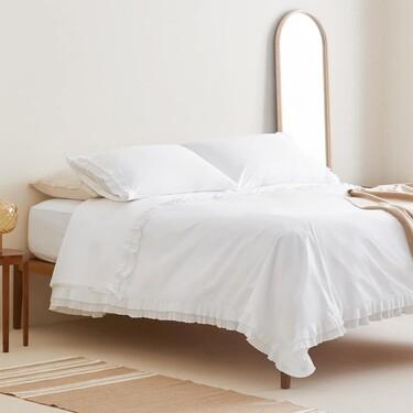 Las 33 mejores compras con descuento del Black Friday de Zara Home: ropa de cama, alfombras, mantas, lámparas, muebles y objetos de decoración