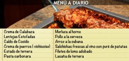 Menú a Diario, una alternativa para comer casero y económico donde tú quieras