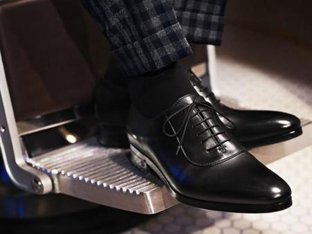 Gucci presenta colección tailoring para el invierno con Clement Chabernaud como imagen