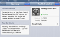 Hacker logra saltarse la seguridad de las compras dentro de la aplicación en iOS