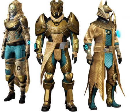 Destiny Pruebas De Osiris