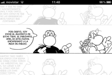 koomic iphone apple fan hell comic viñeta