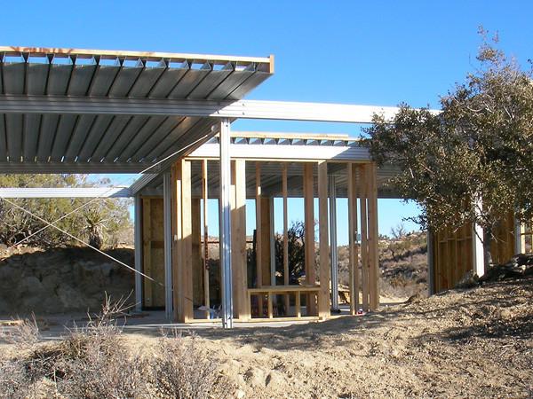 Foto de Casas poco convencionales: vivir en el desierto (III) (8/21)