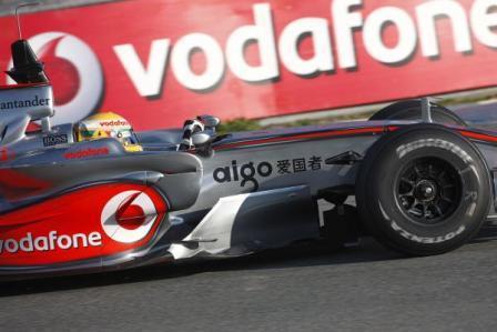 Previo 2008: McLaren, el enésimo asalto al título