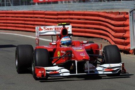 A Fernando Alonso no le gusta la prohibición de test