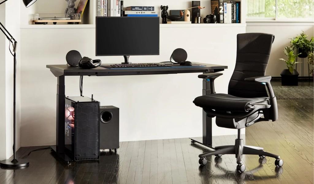 Herman Miller ya posee su silla gaming en colaboración con Logitech: a un precio de 1.276 euros