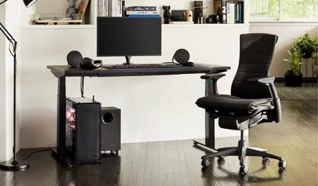 Herman Miller ya tiene su silla gaming en colaboración con Logitech: a un precio de 1.276 euros
