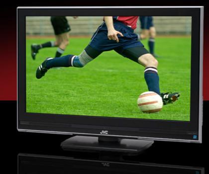 LCDs de JVC con Clear Motion Drive II