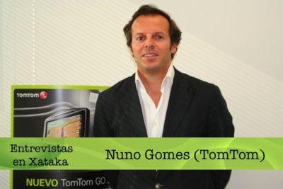 Es improbable que un fabricante de móviles sepa más de GPS que nosotros, entrevistamos a Nuno Gomes de TomTom