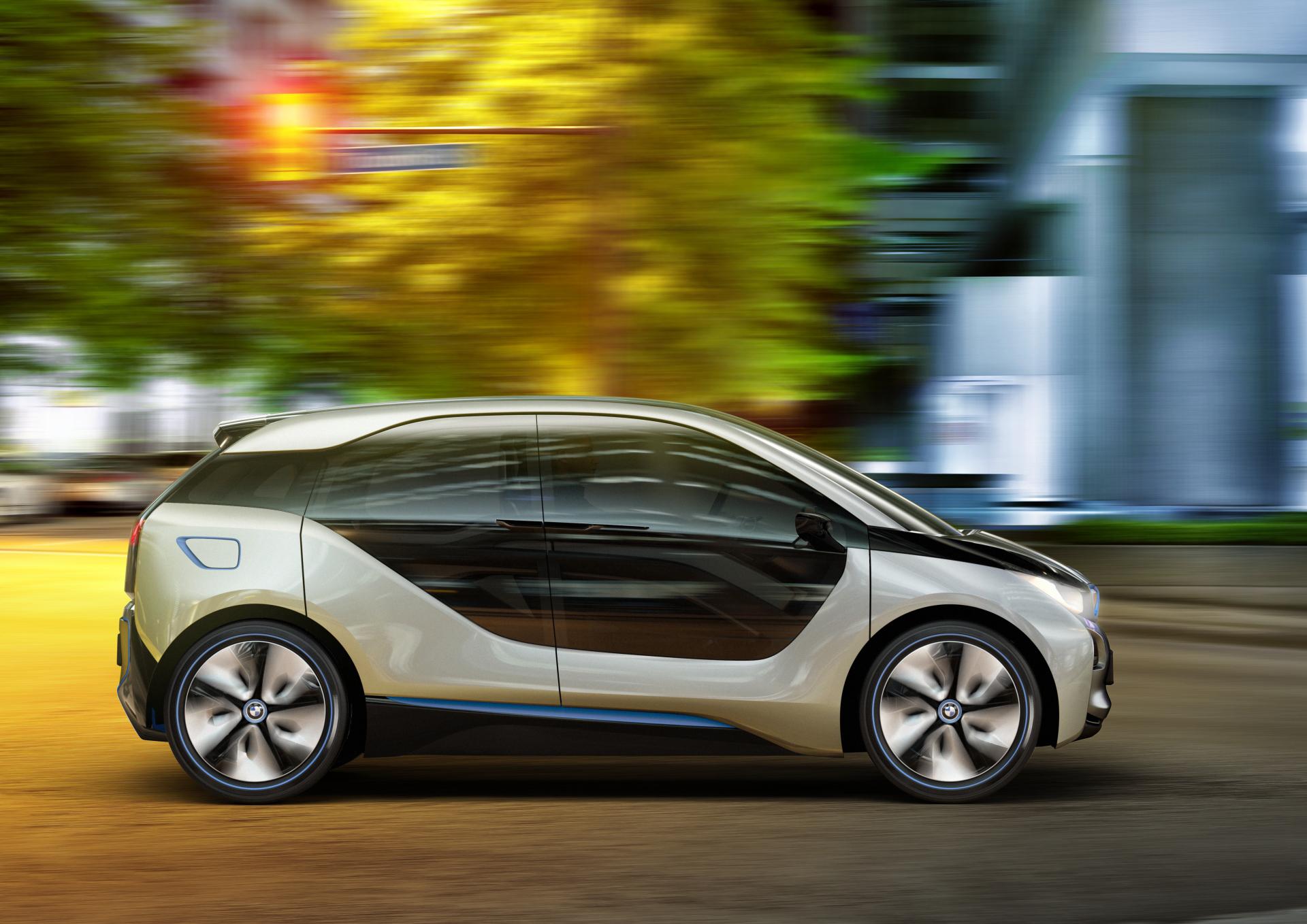 Foto de BMW i3 Concept (9/11)
