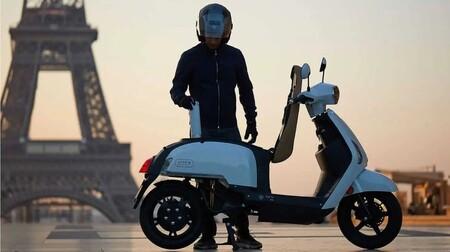 Mob-ion AM1: un scooter eléctrico que funciona con hidrógeno y un motor eléctrico de 3 kW, llegará en 2023