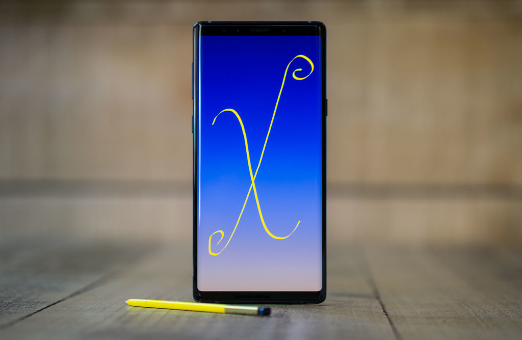 The Samsung Galaxy Note 9 receive Android 9 Foot by 15 January, the Galaxy S8 a month after