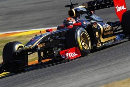 Lotus Renault GP probará a Bruno Senna y Nick Heidfeld en Jerez