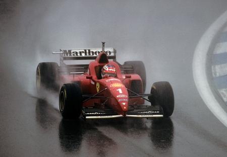Michael Schumacher 1996 Barcelona