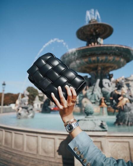 El bolso acolchado más clonado de Bottega Veneta llega a Zara en tres colores, de piel y por menos de 50 euros