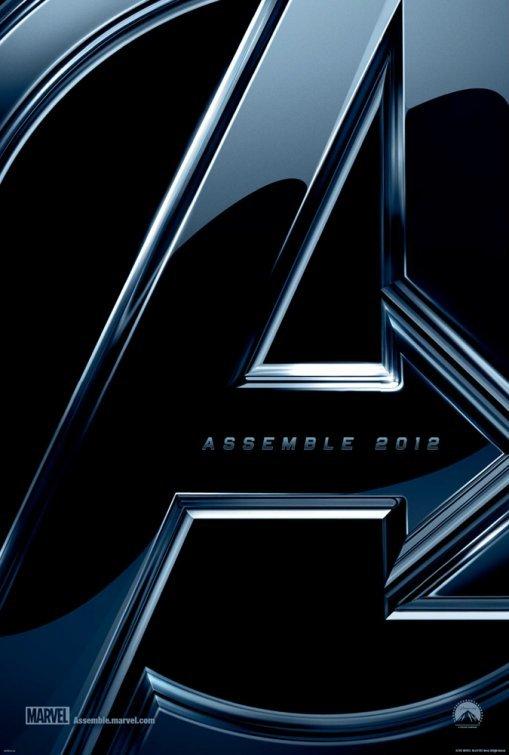 Foto de 'Los Vengadores' ('The Avengers'), teaser póster y dibujos oficiales de los protagonistas (1/9)