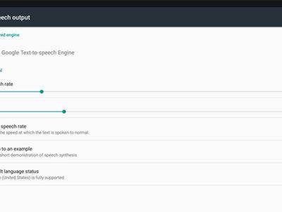 En Android N Preview 2 la síntesis de voz es tan grave o aguda como quieras