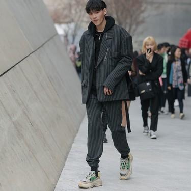 El mejor street style de la semana nos lleva a recorrer Seúl tras su fascinante Fashion Week