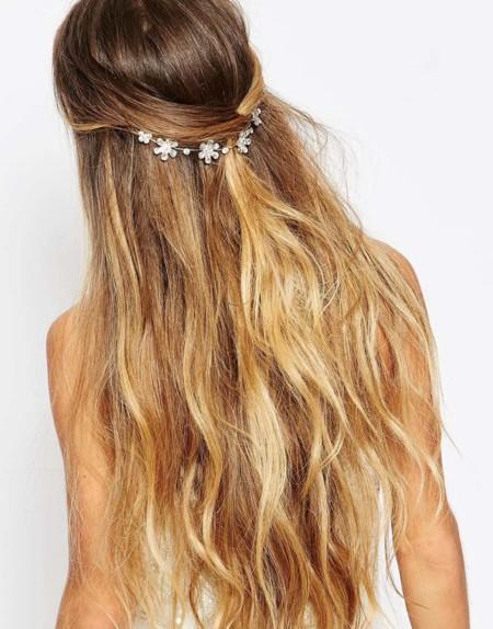 23 accesorios para el pelo con los que brillar estas fiestas 2b03f9e0dcf6
