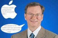Apple contraprograma a Google en el MWC, la imagen de la semana