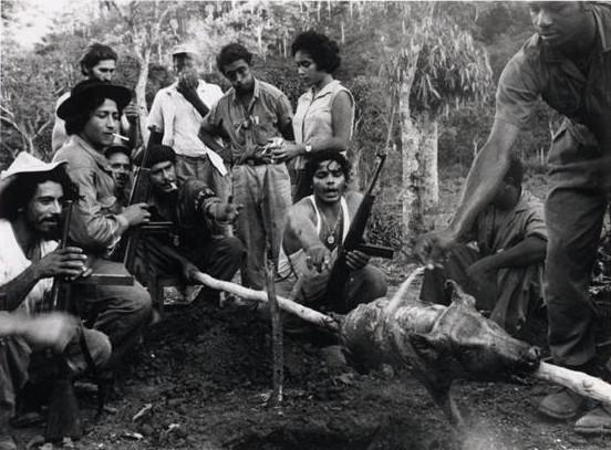 Cocina de guerrilla: desvelan el recetario que Che Guevara, Fidel Castro y compa��a escribieron durante la revoluci�n cubana