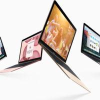 Apple renueva su Macbook: mejores procesadores, más autonomía y nuevo color