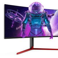 AOC AGON AG353UCG: el nuevo monitor curvo de AOC llega con 35 pulgadas, resolución UWQHD y 200 Hz