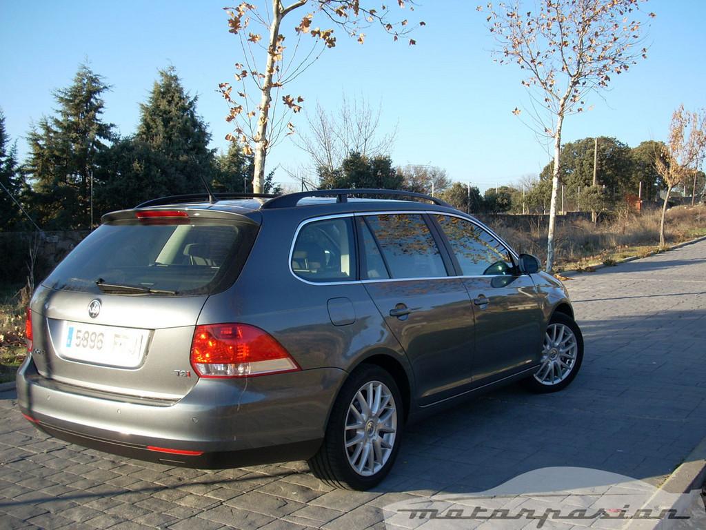 Foto de Volkswagen Golf Variant (11/40)