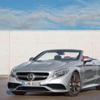 Mercedes-AMG S 63 Cabriolet Edition 130, si te dices coleccionista, lo necesitas en tu garaje