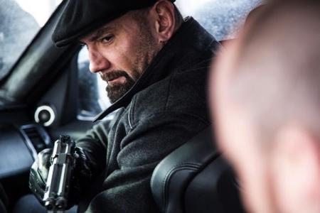 'Spectre', primera imagen del enemigo de 007 interpretado por Dave Bautista