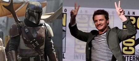 La serie de 'Star Wars' ya tiene protagonista: Pedro Pascal es 'The Mandalorian'