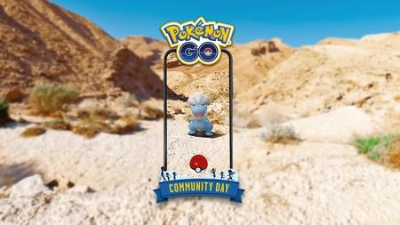 El Pokémon de tipo Dragón Bagon protagonizará el Día de la Comunidad de Pokémon GO en abril