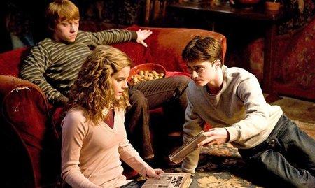 Salamandra reedita libros de la saga Harry Potter