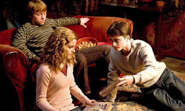 Los niños de Harry Potter