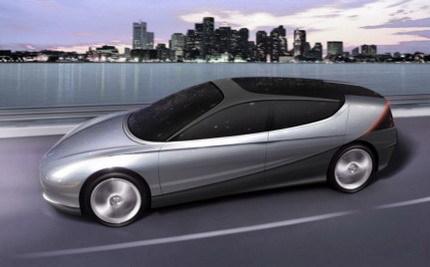 Fioravanti Hidra, prototipo italiano para el Salón de Ginebra