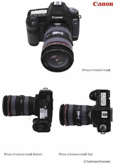 Foto de Recortables Canon (1/3)