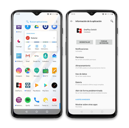 Oneplus 6t Apps