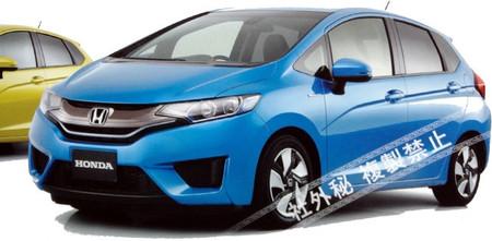 Honda Jazz 2013, habemus filtración de catálogo