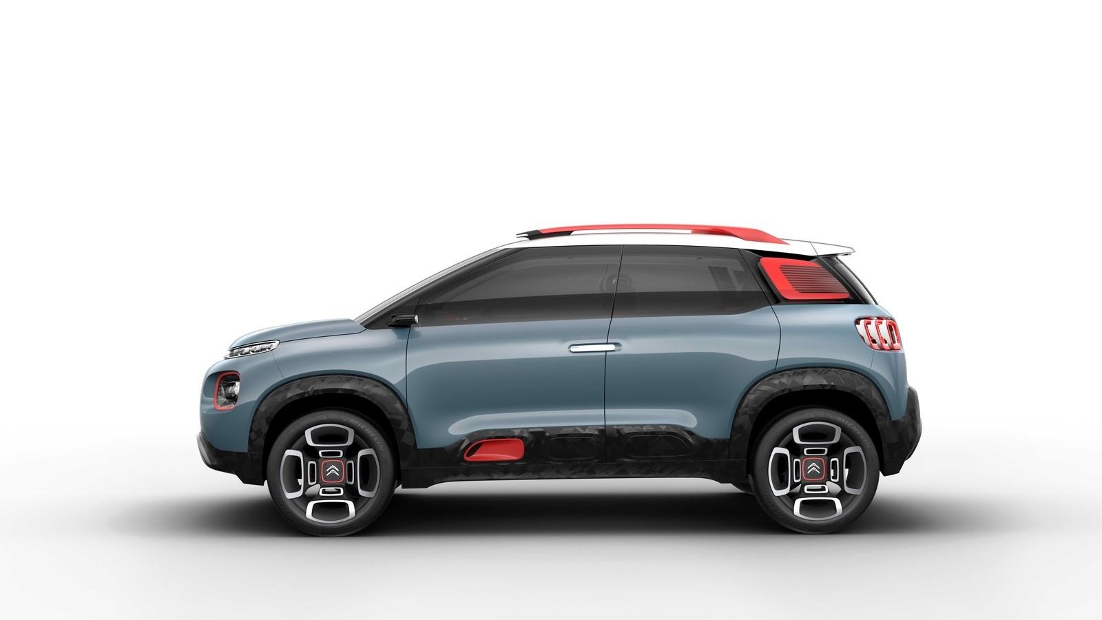 Foto de Citroën C-Aircross Concept (2/12)