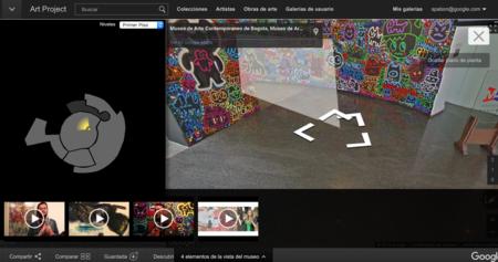 Visita el Museo de Arte Contemporáneo de Bogotá desde cualquier lugar con Google Art Project