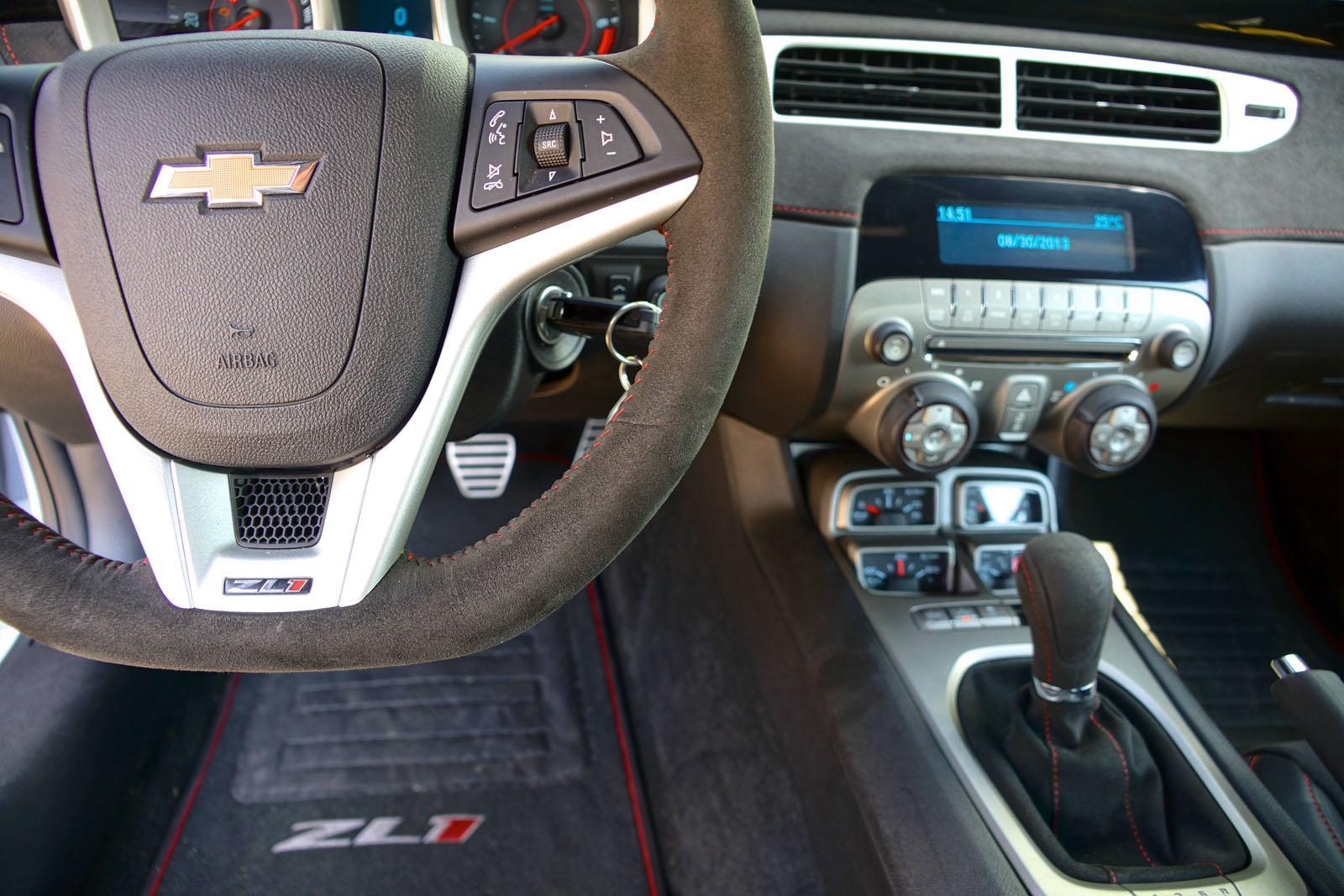 Foto de Geigercars Chevrolet Camaro LS9 (17/18)