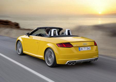 Ya a la venta el Audi TTS Roadster 2014