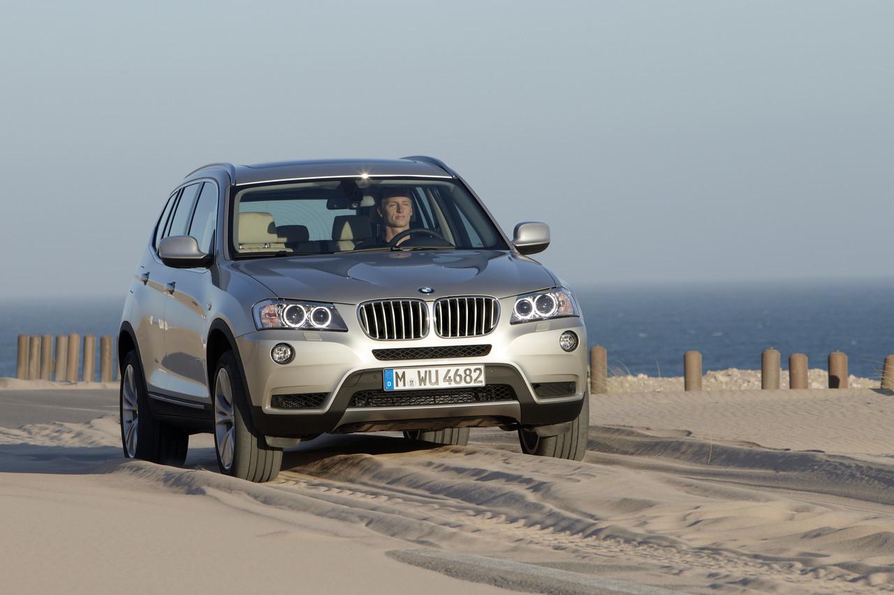 Foto de BMW X3 2011 (69/128)