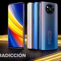 Con el cupón XIAOMI20OFF puedes estrenar el Poco X3 Pro de Xiaomi 6GB+128GB por 186 euros