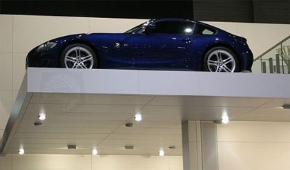 BMW Z4 M Coupé, una belleza en Ginebra